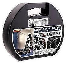 CATENE DA NEVE HUSKY 155/80-15  CLASSIC 9MM HUSAD60