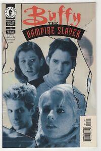 Buffy The Vampire Slayer #15 (Nov 1999, Dark Horse) [Photo Cover] Whedon w
