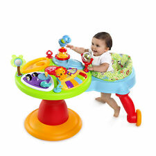 Bright Starts 3 In 1 Around We Go Activity Center Play Activity Fun Baby Infant