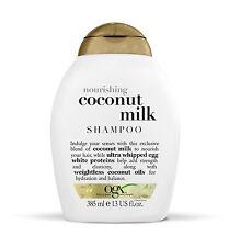 OGX Organix Nourishing Coconut Milk Hair Shampoo 13 Oz 385ml