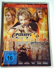 Frauen, die durch die Hölle gehen (1966) NEU, Italowestern, Anne Baxter, DVD
