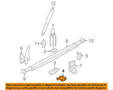 GM OEM Rear Suspension-U-bolt Plate 15130472