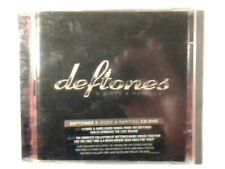 DEFTONES B-side & rarities cd+dvd CURE SMITHS DURAN DURAN SADE SIGILLATO SEALED!