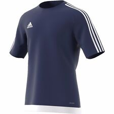 Mens Adidas Estro Training T Shirt Football Sports Top Gym Size S M L XL XXL