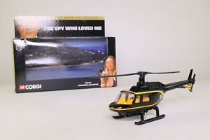 Corgi; James Bond: Stromberg Helicopter; The Spy Who Loved Me; Excellent Boxed