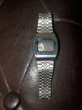 Reloj Digital Vintage Seiko A239-502A - Hora Mundial Solo Estuche y banda