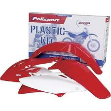 Polisport Plastic Kit Set Red Honda CR125R 1998-1999 CR250R 1997-1999