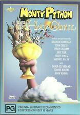 Dvd - Monty Python - And The Holy Grail