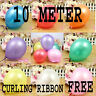 30-100 Latex Metalic Pearlised Balloons Shiny Birthday Party Wedding Funeral