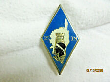 French Army 55 DM Regiment/Unit Badge