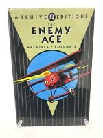 The Enemy Ace Archives Volume 2 Star Spangled War DC Comics HC Hard Cover New