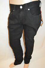 TRUE RELIGION Man's Skinny All Black Buddha Jeans Size 34 x 34 Retail $180