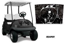 Club Car Precedent i2 Golf Rolle Haube Grafik Set Wrap Aufkleber 2008-2013
