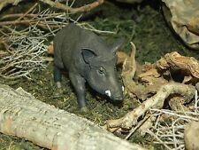 Boar Animal Figurine Wild Animal Diorama Safari