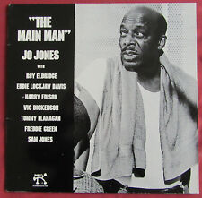 JOE JONES     LP ORIG US  THE MAIN MAN  PABLO