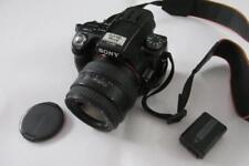 Sony Alpha A55 16MP Digital-SLR SLT Camera/Camcorder +AF 35-80 Sigma lens -CHEAP