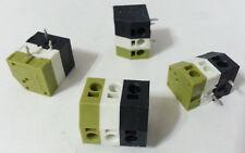 Terminal Block Connector Strip 2Conductor 3-Pole 5mm PCB WAGO 253-001 NEW 280pcs
