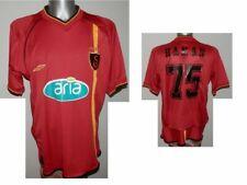 2002-03 Galatasaray SK Hakan #75 Away Football Jersey Shirt Soccer koszulka XL