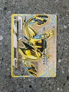 Pokemon TCG Cards Lugia BREAK 79/124 Fates Collide Ultra Rare Holo PLAYED