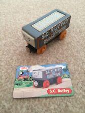 S.C.Ruffey Engine Thomas & Friends Wooden Railway Learning Curve W Card