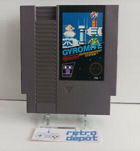 Gyromite / ASD / Nintendo NES / PAL B / FRA
