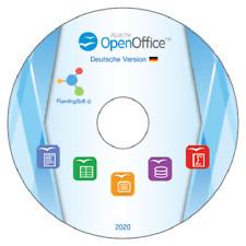 Open Office für Windows Schreibprogramm, die alternative Office Suite