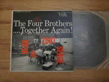 FOUR BROTHERS Together Again lp  Zoot Sims  Al Cohn  Serge Chaloff  Herb Steward