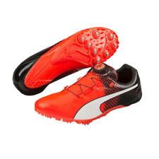 Zapatillas de deporte negros de pista