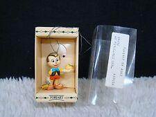 Tori Art by Anri, Made in Italy Disney's Pinocchio Ornament with Original Box