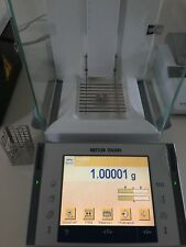 Mettler Toledo XP205DR Analytical Balance Max: 220/81g d=0,1/0,01mg