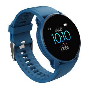 Bluetooth Smartwatch Schrittzähler Armbanduhr Sport Fitness Tracker Pulsuhr