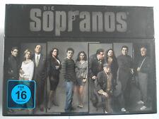 Die Sopranos - Die ultimative Mafia Box Sammlung - 28 DVDs - James Gandolfini