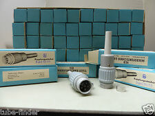 NS85 6 Pol Kupplungs-Stecker  Neumann/Gefell Mics CMV563 M582 N61 NOS unused OVP