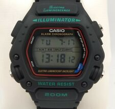 CASIO DW-290 200M WR NEW mission:impossible watch