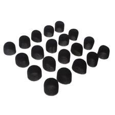 20x Microphone Sponge Windscreen Foam Condenser Windshield Cover 2cm/0.79''