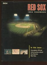 1964 MLB Baseball Boston Red Sox Yearbook EXMT