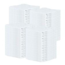 Bulk Lot of 100 White Shop Towels 12