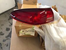 1998-2002 ford escort NOS LH drivers side tail light assembly NEW IN FORD BOX
