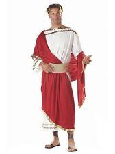 Caesar Deluxe Greek Roman Julius Toga Men Costume One Size