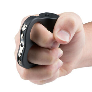 Stun Gun - Compact and Accessible w/LED Light