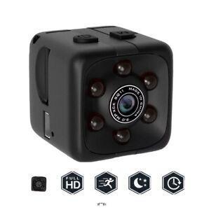 Ultra Mini Hidden Wireless Spy Camera & Video Recorder HD 1080P W/ DVR - Cube