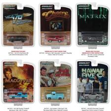GREENLIGHT 44770 HOLLYWOOD GROUP-17 SET OF 6 DIECAST CARS NEW!!