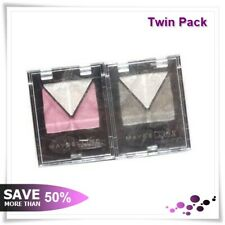 Maybelline, EyeStudio Eye Shadow Duo, (x2), #110 Pink Opal & #170 Taupe Opal