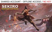 Sekiro: Shadows Die Twice PC Steam OFFLINE - READ DESCRIPTION