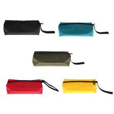 Oxford Canvas Waterproof Storage Hand Tool Bag Bit Metal Parts Bag Uz