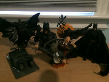 Batman Hot Toys Gasaphon set of 6 pieces Batman Begins / Dark Knight Batmobile