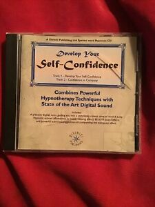 Develop Your Self Confidence By Glenn Harrold Cd Hypnotherapy