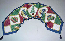 Pfaltzgraff Royal Holiday Christmas Tapestry Table Runner