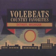 Country Favorites by The Volebeats (CD, Jan-2004, Turquoise Mountain)