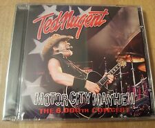 Ted Nugent - Motor City Mayhem (Live Recording, 2012)